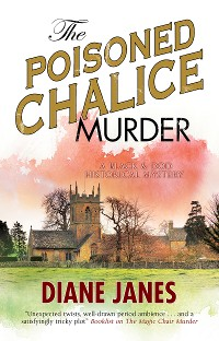 Cover Poisoned Chalice Murder, The