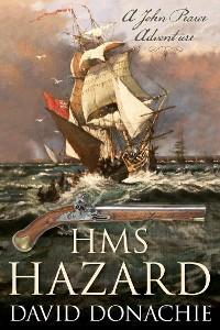 Cover HMS Hazard