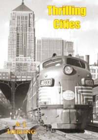 Cover Thrilling Cities