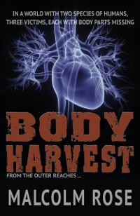Cover Body Harvest (ebook)
