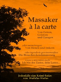 Cover Massaker à la carte