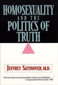 Cover Homosexuality and the Politics of Truth