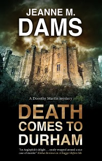 Cover Death Comes to Durham