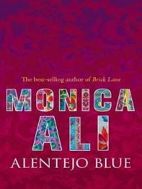 Cover Alentejo Blue