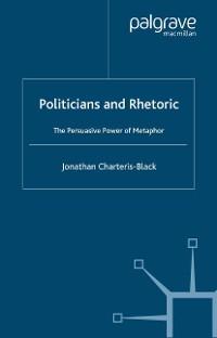 Cover Politicians and Rhetoric