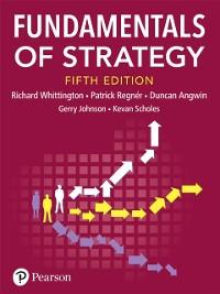 Cover Fundamentals of Strategy ePub eBook