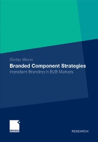 Cover Branded Component Strategies