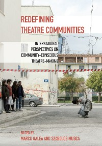 Cover Redefining Theatre Communities