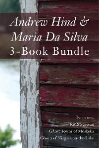 Cover Andrew Hind and Maria Da Silva 3-Book Bundle