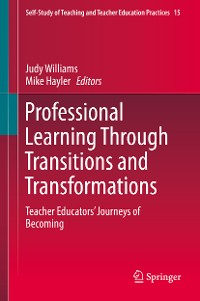 Cover Professional Learning Through Transitions and Transformations