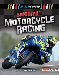 Cover Superfast Motorcycle Racing