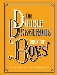 Cover Double Dangerous Book for Boys