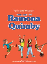 Cover The Art of Ramona Quimby