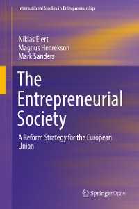 Cover The Entrepreneurial Society