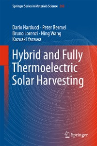 Cover Hybrid and Fully Thermoelectric Solar Harvesting