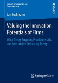Cover Valuing the Innovation Potentials of Firms