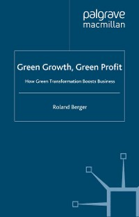 Cover Green Growth, Green Profit