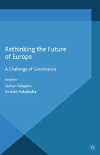 Cover Rethinking the Future of Europe