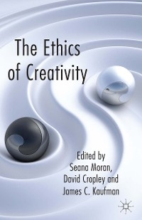 Cover The Ethics of Creativity