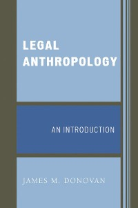 Cover Legal Anthropology