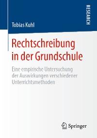 Cover Rechtschreibung in der Grundschule