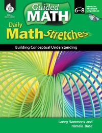 Cover Daily Math Stretches