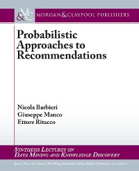 Cover Probabilistic Approaches to Recommendations