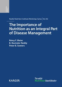 Cover The Importance of Nutrition as an Integral Part of Disease Management