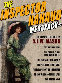 Cover The Inspector Hanaud MEGAPACK®