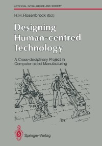 Cover Designing Human-centred Technology