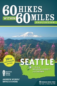 Cover 60 Hikes Within 60 Miles: Seattle