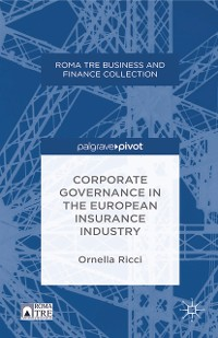 Cover Corporate Governance in the European Insurance Industry