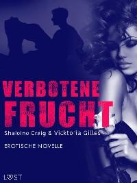 Cover Verbotene Frucht - Erotische Novelle