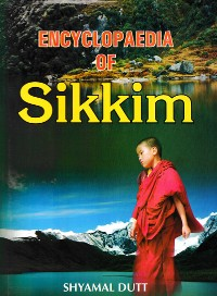 Cover Encyclopaedia of Sikkim