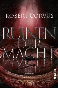 Cover Ruinen der Macht