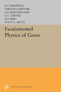 Cover Fundamental Physics of Gases