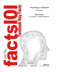 Cover Psychology, In Modules