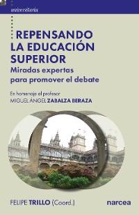 Cover Repensando la educación superior