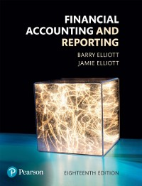 Cover Financial Accounting and Reporting 18th Edition