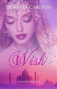 Cover Wish Aladdin Retold