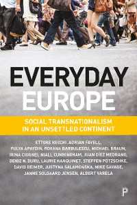 Cover Everyday Europe