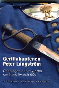 Cover Gerillakaptenen Peter Långström