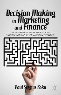 Cover Decision Making in Marketing and Finance