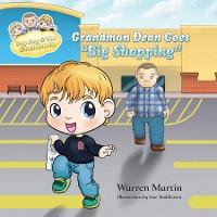 Cover Grandman Dean Goes Big Shopping