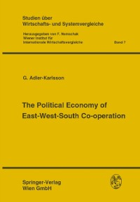 Cover Political Economy of East-West-South Co-operation