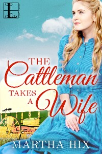 Cover The Cattleman Takes a Wife