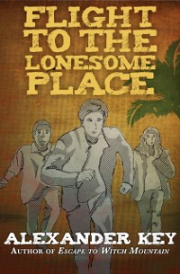 Cover Flight to the Lonesome Place