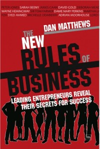 Cover New Rules of Business