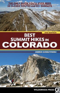 Cover Best Summit Hikes in Colorado