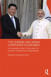 Cover Chinese and Indian Corporate Economies